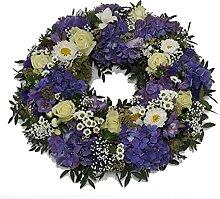 Trauerkranz für ein Mann von Flora Trans