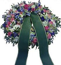 Trauerkranz für eine Dame von Flora Trans