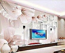 Traum Blumenkasten für Wände Wandbilder Tapete