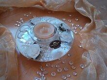Traumlicht Dreamlight Ufo mini Wedding light white - Teelichthalter Dekoration Hochzei