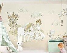 Traummode dreidimensionale dekorative Malerei