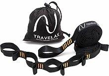 Travelax Befestigung Hängematte EXTRA STARK bis