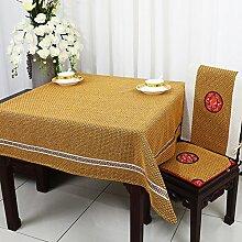 TRE Bukolische Tabelle Tuchgewebe/ Garten Tischdecke Stoffe aus Baumwolle/Tischdecke decke/Schreibtisch-I 110x110cm(43x43inch)