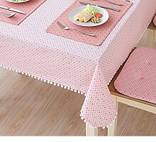 TRE Bunte Tischdecke Stoff im Sommer/ Tischtuch/