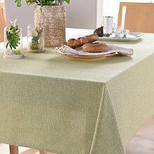 TRE Einfarbige Tischdecke/Stil