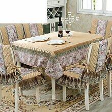 TRE [Europäische Tuch]/Tischdecken/Tischdecke