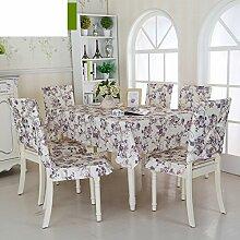 TRE European-Style Tisch Tuchgewebe/Pastorale Spitze Tischdecke/Abdeckung Tuch-K 130x130cm(51x51inch)