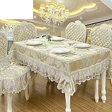 TRE European-Style Tisch Tuchgewebe/Tischdecke decke/Tischdecke decke/Rundtischdecken/Abdeckung Tuch-A Durchmesser180cm(71inch)