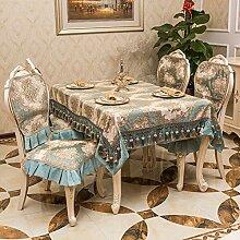 TRE European-Style-Tischdecke/Pflanze Tisch