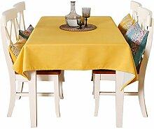 TRE Garten frisch/Rechteckiger Couchtisch-Tuch/ einfach und modern Tisch Tuchgewebe/Abdeckung Tuch-I 135x215cm(53x85inch)