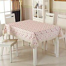 TRE Garten-Tischdecke/ nach Hause Nähen/Tischdecken/Rundtischdecken/ Tischtuch/Tischdecke decke/Abdeckung Tuch-D 80x80cm(31x31inch)