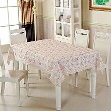 TRE Garten-Tischdecke/ nach Hause Nähen/Tischdecken/Rundtischdecken/ Tischtuch/Tischdecke decke/Abdeckung Tuch-H Durchmesser150cm(59inch)