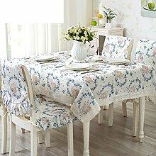 TRE Garten Tischdecke Stoff/Tischdecken/Abdeckung