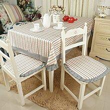 TRE Koreanische bukolischen Tischdecke/Restaurant Tisch Tischdecke/Abdeckung Tuch-E 130x180cm(51x71inch)