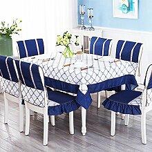 TRE Moderne minimalistische Plaid Tabelle