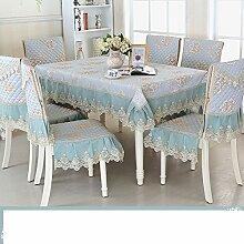 TRE Modernen Stil Esszimmer Tisch Tuchgewebe/ längliche Tischdecke/ Tischtuch/Tischdecken-C 130x180cm(51x71inch)