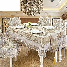 TRE Modernen Stil Esszimmer Tisch Tuchgewebe/ Radius Tischdecke/Tischdecke decke/Tischdecke decke-A 130x180cm(51x71inch)