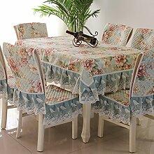 TRE Stil Garten Couchtisch Tischdecke