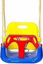 TREA2SURE Kinderschaukel 3-in-1-Schaukelsitz für