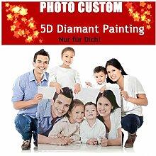 Treat Me Diamant Painting Bilder Voll Set - DIY 5D