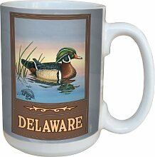 Tree-Free Greetings lm43017Scenic Delaware Holz