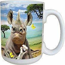 Tree-Free Greetings LM46913 Kaffeebecher mit
