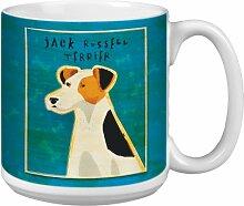 Tree-Free Grüße 20Oz, Jack Russell Terrier von