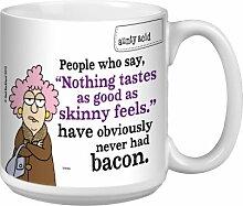 Tree-Free Grüße 20Oz schmeckt wie Bacon Aunty
