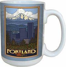 Tree-Free mit 15ml Keramik Portland Skyline von
