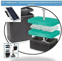 Trend-Baustoffe Solar Filter Gr. L2 - Pool bis