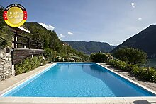 Trend Rechteck-Pool Top 25 Einzelbecken 3,00 x