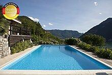 Trend Rechteck-Pool Top 25 Einzelbecken 5,00 x 9,00 x 1,50 m