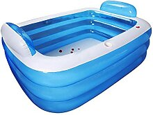 TrendClub100® Aufblasbarer Swimming Pool -