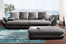 Trendfabrik Big-Sofa B/H/T: 288 cm x 88 115 cm,