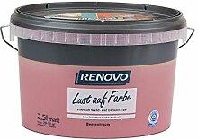 Trendfarbe Beerentraum 2,5 L Renovo Lust auf Farbe