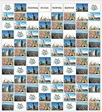 Trendfinding® Fotovorhang 10 x 15 cm Hochformat