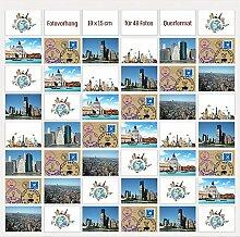 Trendfinding® Fotovorhang 10 x 15 cm Querformat