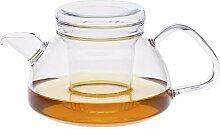 Trendglas Jena Teekanne Nova mit Glasfilter 0,6