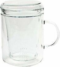 Trendglas Jena Teepott Zyclo mit Glasfilter, 0,3