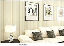 Trendiger Streifen PVC Tapete für Wohnzimmer,