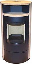 TrendLine Dauerbrandofen Vento Sandstein Ofen 7 kW