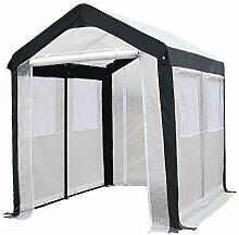 TrendLine Foliengewächshaus 240 x 180 x 230 cm