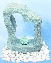 TrendLine Granitbrunnen LED-Beleuchtung