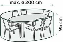 TrendLine Schutzhülle für Sitzgruppen rund