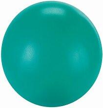 Trendy Sport Medi Bureba (Burst Resistant Ball) Sitzball, Gymnastikball, Ergoball, Fitnessball, latexfrei, Ø 55 cm, grün