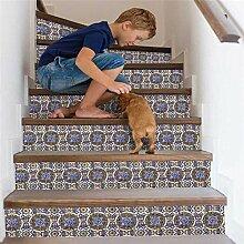 Treppe Aufkleber 3D Fliesen Treppe Aufkleber