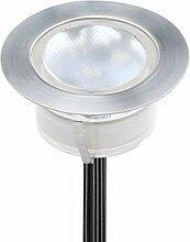 Treppen Bodeneinbaustrahler LED Lampen Ø60mm
