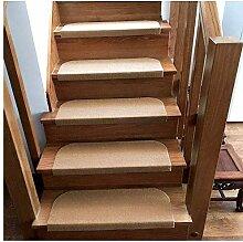Treppen Teppich, Antirutschmatte, Rechteck