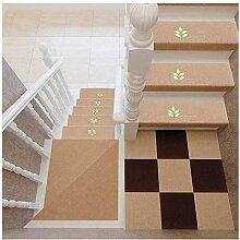 Treppen Teppich, Antirutschmatte Rectangl