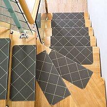 Treppenmatten Schalldicht rutschfest, Stufenmatten